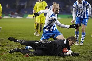 Michael T�rnes (Br�ndby IF), Hans Henrik Andreasen (Ob)