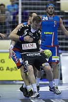 Lars J�rgensen, forsvar (AG K�benhavn), Peter Nielsen, angreb (Fredericia HK Elite)