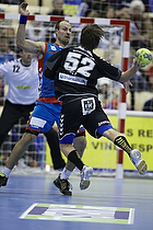 Lars J�rgensen, forsvar (AG K�benhavn), Matias Helt Jepsen, angreb (Fredericia HK Elite)