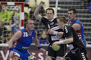 Joachim Boldsen, forsvar (AG K�benhavn), Casper Juhl Nielsen, angreb (Fredericia HK Elite), Jacob Bagersted, forsvar (AG K�benhavn)