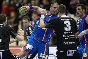 Joachim Boldsen, angreb (AG K�benhavn), Peter Nielsen, forsvar (Fredericia HK Elite)