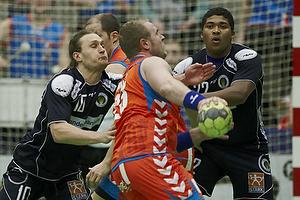 Joachim Boldsen, angreb (AG K�benhavn), Hans Chr. Lund, forsvar (Nordsj�lland H�ndbold)
