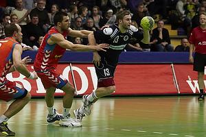 Jakob Green Jensen, forsvar (AG K�benhavn), Chris J�rgensen, angreb (Nordsj�lland H�ndbold)