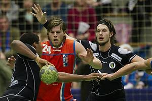 Mads Larsen, angreb (Nordsj�lland H�ndbold), Mikkel Hansen, forsvar (AG K�benhavn)