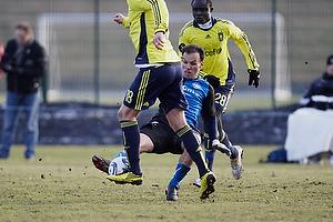 Nicolaj Agger (Br�ndby IF), Paul Jatta (Br�ndby IF)