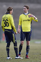Kristoffer Munksgaard (Br�ndby IF), Clarence Goodson (Br�ndby IF)