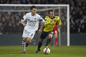 William Kvist (FC K�benhavn), Mike Jensen (Br�ndby IF)