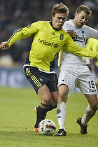 Nicolaj Agger (Br�ndby IF), Mikael Antonsson (FC K�benhavn)