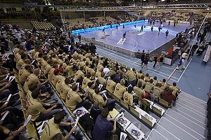 Danske soldater fra Afghanistan i Ballerup Super Arena