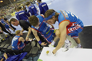 Mikkel Hansen (AG K�benhavn), Niclas Ekberg (AG K�benhavn)