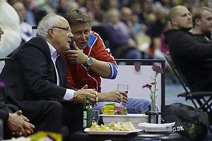 Jesper Nielsen (AG K�benhavn), Flemming �stergaard (FC K�benhavn)