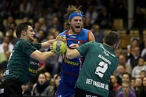 Mikkel Hansen, angreb (AG K�benhavn), Morten Bjerre, forsvar (Viborg HK)