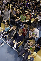 Tilskuere i Ballerup Super Arena