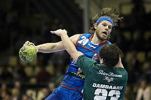 Mikkel Hansen, angreb (AG K�benhavn), Allan Damgaard, forsvar (Viborg HK)