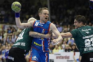 Snorri Gudj�nsson, angreb (AG K�benhavn), Nikolaj Holland Larsen, forsvar (Viborg HK), Allan Damgaard, forsvar (Viborg HK)