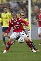 Martin Svensson (Silkeborg IF), Michael Krohn-Dehli (Br�ndby IF)