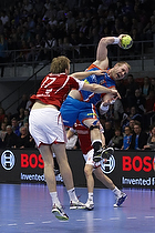 Henrik M�llegaard, forsvar (Aab), Joachim Boldsen, angreb (AG K�benhavn), Mads Christiansen, forsvar (Aab)
