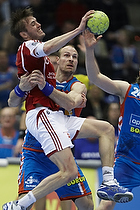 Lars J�rgensen, forsvar (AG K�benhavn), Jonas Larholm, angreb (Aab)