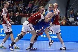 Henrik Toft Hansen, forsvar (Aab), Ren� Toft Hansen, angreb (AG K�benhavn)
