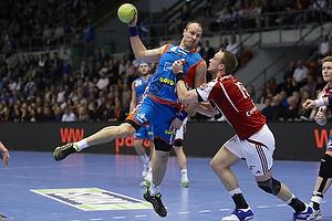Ren� Toft Hansen, angreb (AG K�benhavn), Henrik Toft Hansen, forsvar (Aab)