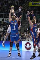 Ren� Toft Hansen, forsvar (AG K�benhavn), Joachim Boldsen, forsvar (AG K�benhavn), Henrik Toft Hansen, angreb (Aab)