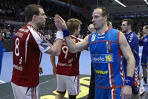 Mads Christiansen (Aab), Lars J�rgensen (AG K�benhavn)