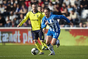 Mikael Nilsson (Br�ndby IF), Andreas Johansson (Ob)