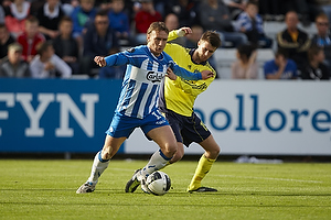 Daniel Stenderup (Br�ndby IF), Andreas Johansson (Ob)