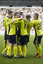 Daniel Stenderup (Br�ndby IF), Anders Randrup (Br�ndby IF), Mikael Nilsson, m�lscorer (Br�ndby IF), Daniel Wass (Br�ndby IF), Mathias Gehrt (Br�ndby IF)