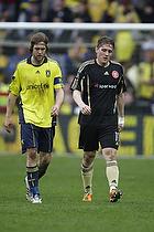 Max von Schlebr�gge, anf�rer (Br�ndby IF), Morten Duncan Rasmussen (Aab)