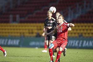 Andreas Bjelland, anf�rer (FC Nordsj�lland)