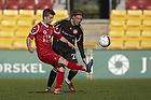 Andreas Laudrup (FC Nordsj�lland), Michael Lumb (Aab)