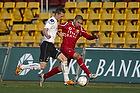 Rawez Lawan (FC Nordsj�lland), Jonas Kamper (Randers FC)