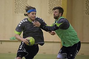 Mikkel Hansen (AG K�benhavn), Thomas Bruhn (AG K�benhavn)