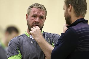 Joachim Boldsen (AG K�benhavn), S�ren Herskind, cheftr�ner (AG K�benhavn)