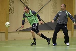 Lars J�rgensen (AG K�benhavn), Klavs B. J�rgensen, cheftr�ner (AG K�benhavn)