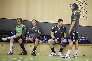 Ren� Toft Hansen (AG K�benhavn), Mikkel Hansen (AG K�benhavn), Jacob Bagersted (AG K�benhavn), Lars J�rgensen (AG K�benhavn)