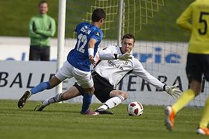 Stephan Andersen (Br�ndby IF), David Katz Boysen (Lyngby BK)
