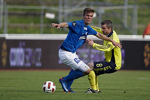 Mikael Nilsson (Br�ndby IF), Patrick Mortensen (Lyngby BK)