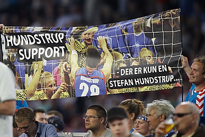 Hundstrup Support banner