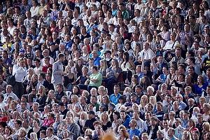 Over 36.000 tilskuere i Parken