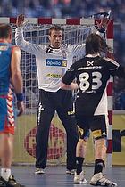 Steinar Ege (AG K�benhavn) skal rede straffekast fra Fredrik Petersen (Bjerringbro-Silkeborg)