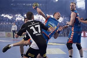 Lars J�rgensen, angreb (AG K�benhavn), Andreas Toudahl, forsvar (Bjerringbro-Silkeborg)