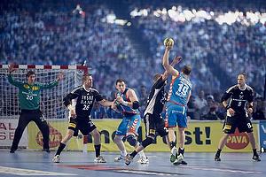 Cristian Malmagro, angreb (AG K�benhavn), Arnor Atlason, angreb (AG K�benhavn), Kasper Nielsen, forsvar (Bjerringbro-Silkeborg)