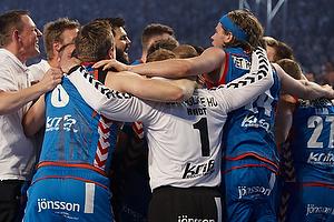 Allan Hrenczuk (AG K�benhavn), Kasper Hvidt (AG K�benhavn), Mikkel Hansen (AG K�benhavn), Mikkel Saad (AG K�benhavn)