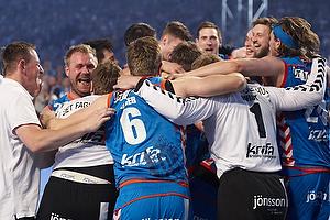 Allan Hrenczuk (AG K�benhavn), Martin Bager (AG K�benhavn), Kasper Hvidt (AG K�benhavn), Mikkel Hansen (AG K�benhavn)
