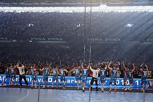 Mikkel Hansen (AG K�benhavn), Snorri Gudj�nsson (AG K�benhavn), Steinar Ege (AG K�benhavn), Mikkel Saad (AG K�benhavn), Martin Bager (AG K�benhavn), Thomas Bruhn (AG K�benhavn), Lars J�rgensen (AG K�benhavn), Kasper Hvidt (AG K�benhavn), Arn�r Atlason (AG K�benhavn), Ren� Toft Hansen (AG K�benhavn), Jakob Green Jensen (AG K�benhavn), Niclas Ekberg (AG K�benhavn), Jacob Bagersted (AG K�benhavn)