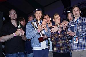Lars J�rgensen (AG K�benhavn), Mikkel Hansen (AG K�benhavn), Arnor Atlason (AG K�benhavn), Ren� Toft Hansen (AG K�benhavn)