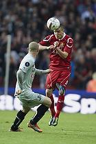 Andreas Bjelland (FC Nordsj�lland), Mikkel Thygesen (FC Midtjylland)