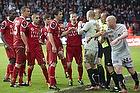 Nicolai Stokholm, anf�rer (FC Nordsj�lland), Mikkel Thygesen (FC Midtjylland), Ken Fagerberg (FC Midtjylland), Claus Bo Larsen, dommer, Rawez Lawan (FC Nordsj�lland), Andreas Bjelland (FC Nordsj�lland)
